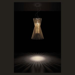 Lampara suspendida Boston Studio Luce