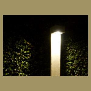 Luminarias de exterior - balizas