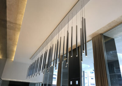 TORRE DECO HALL ACCESO